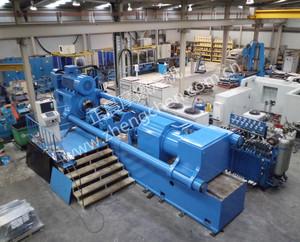 500噸連續驅動摩擦焊