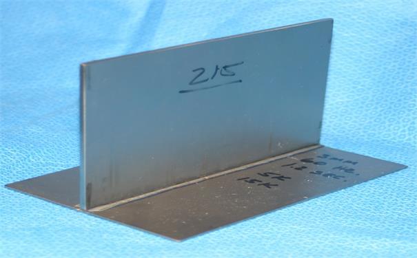 使用線性摩擦焊機焊接的部件