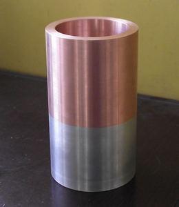 銅不鏽鋼焊接件