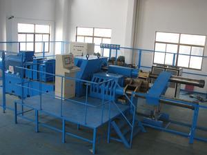 400吨连续驱动双金属摩擦焊機